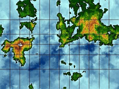 Mapa generado por planet con la semilla 0.560789